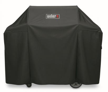 grillcenter d rren sch der grilfachladen weber premium abdeckhaube f r genesis und genesis ii. Black Bedroom Furniture Sets. Home Design Ideas