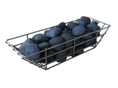 Grill'n Smoke Charcoal Basket Classic