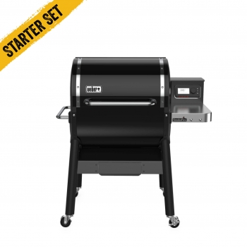 Weber Smokefire EX 4 GBS Pelletgrill Starter Set