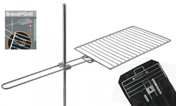 br ndi grill mit tasche schwarz grillcenter d rren sch der grilfachladen. Black Bedroom Furniture Sets. Home Design Ideas