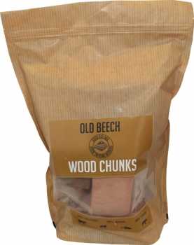 "Good Old BBQ Wood Chunks ""Old Beech"", 1000 gr"