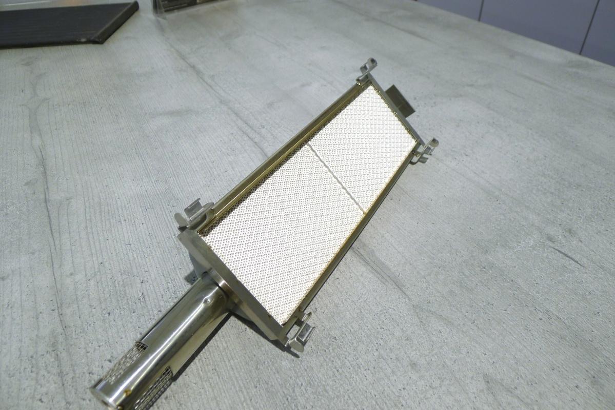 Infrarotbrenner Für Gasgrill Nachrüsten : Gasbrenner grill nachrüsten infrarot brenner nachrüsten