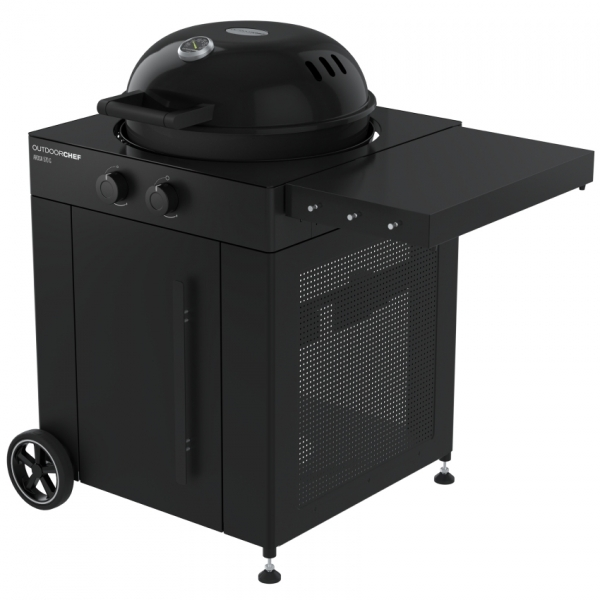 Outdoorchef Arosa 570 G Black Style Gasgrill