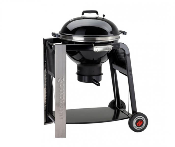 landmann holzkohlegrill black pearl kugelgrill grillcenter. Black Bedroom Furniture Sets. Home Design Ideas
