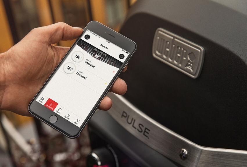 elektrogrill weber pulse 1000 grillcenter d rren sch der grilfachladen. Black Bedroom Furniture Sets. Home Design Ideas