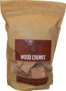 "Good Old BBQ Wood Chunks ""Wild Cherry"", 1000 gr"